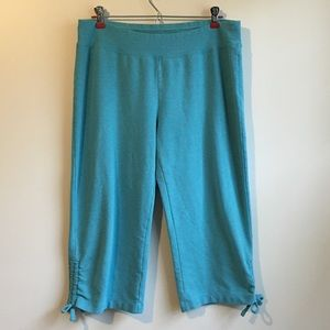 Champion Elite Capris (Blue)